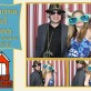 anna and cameron | tunnels beach | north devon photobooth