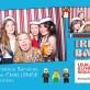 8000m challenge fundraiser | Photobooth | Red Barn Woolacombe | Devon