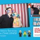 8000m challenge fundraiser | Photobooth | Red Barn Woolacombe | Devon