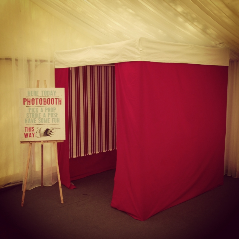 The Booth | North Devon Photobooth Hire