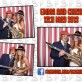 Emma and Chris | Tunnels Beaches | North Devon Photobooth