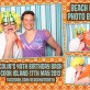 North Devon Photobooth Hire | 40th Birthday | Party Booth | BeachHutBooth
