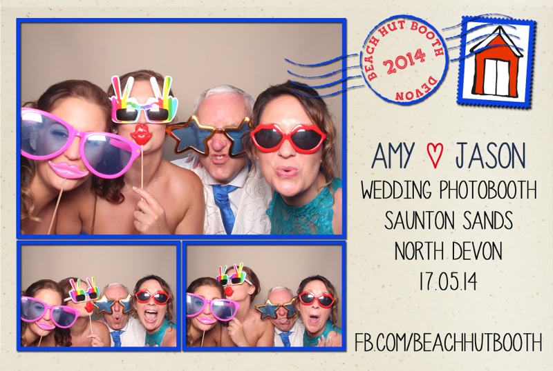 Saunton Sands Photobooth