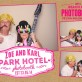 Park Hotel Barnstaple Wedding Photobooth