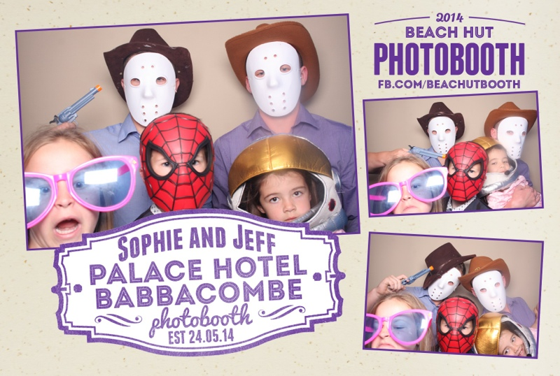 Torquay Wedding Photobooth