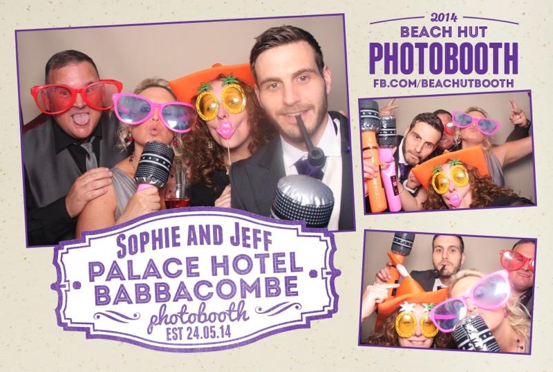 Torquay Wedding Photobooth