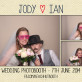 North Devon Wedding Photobooth