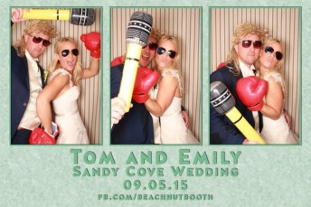 North Devon Wedding Photobooth Hire